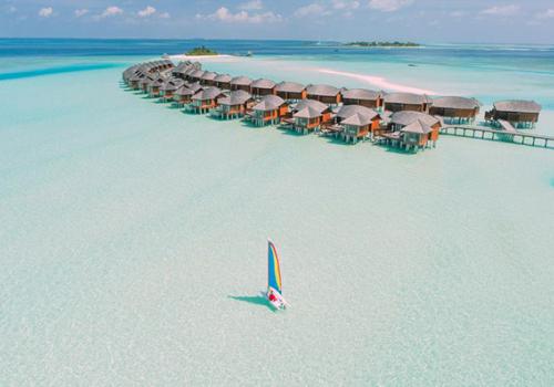 Maldív-szigetek: Anantara Dhigu Resort & Spa
