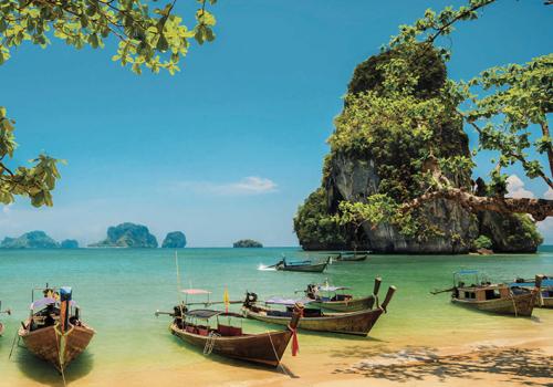 Téli nyaralások egzotikus tájakon: Thaiföld