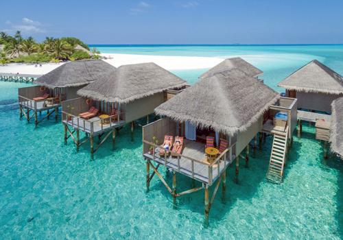 Maldív-szigetek: Meeru Island Resort