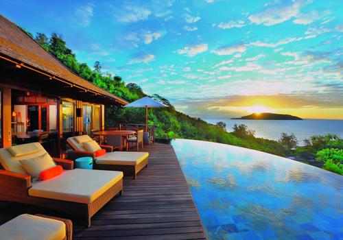 Szállások a Seychelle-szigeteken: Constance Ephelia Mahe Seychelles 5*