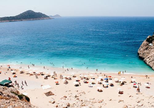 A Török Riviéra városai: Antalya