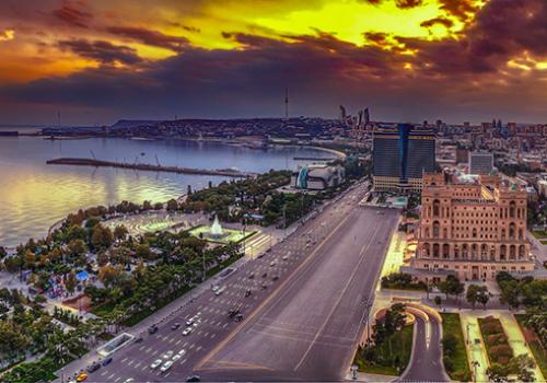 Kalandok a Kaukázusban: Baku, a kaszpi Dubai