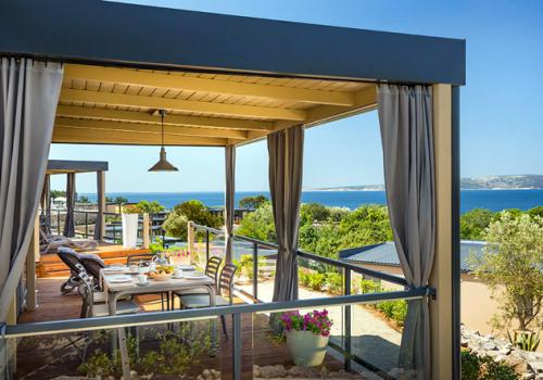 Szállások Horvátországban: Krk Premium Camping Resort by Valamar 5*
