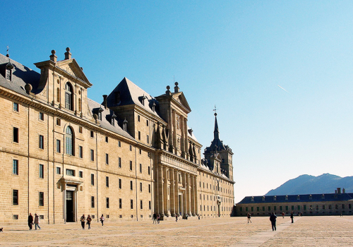 Spanyolország gyöngyszemei: a San Lorenzo de El Escorial-i kolostorpalota