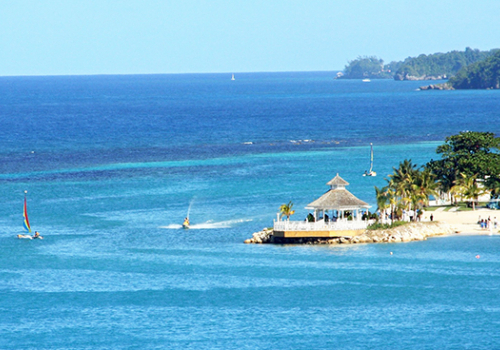 Tavaszi slágerlista: Montego-öböl, Jamaica