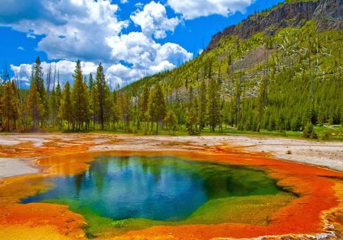 Az amerikai Yellowstone és a Grand Canyon nemzeti park is megnyitja a kapuit