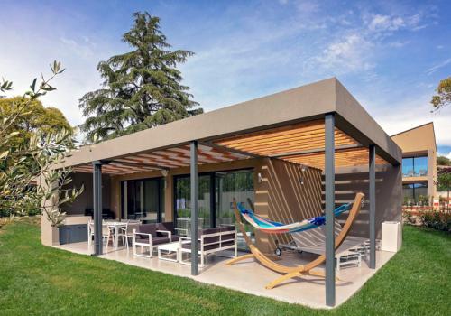 Szállások Horvátországban: Villas Park Plava Laguna 4*
