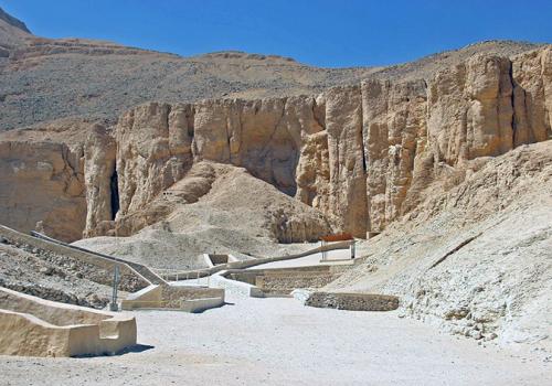 Egyiptomi kalandok: a Nemesek völgye