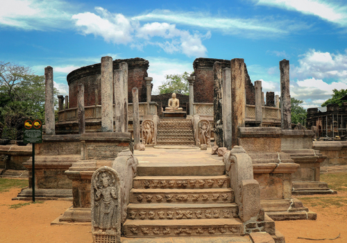 Srí Lanka kincsei: Polonnaruwa romvárosa