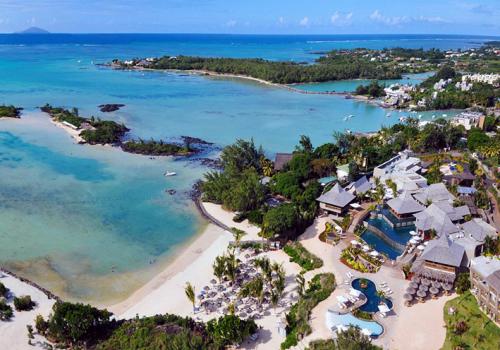Szállások Mauritiuson: Hotel Zilwa Attitude 4*
