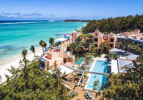 Szállások Mauritiuson: SALT of Palmar 5*