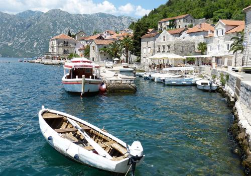 Helyek, amiket érdemes meglátogatni, mielőtt divatba jönnek: Montenegró