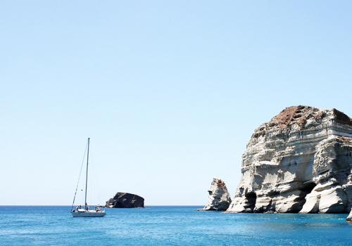 Bejárni a görög szigetvilágot: Milos