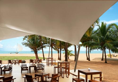 Szállások Srí Lankán: Jetwing Beach Hotel*****