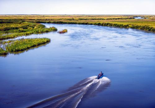 Extrém utak: horgászat Kazahsztánban