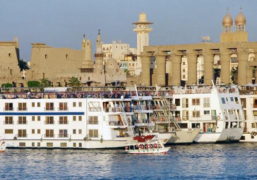 Egyiptomi kalandok: nílusi hajóút