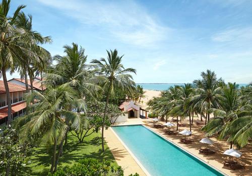 Szállások Srí Lankán: Jetwing Blue Hotel*****