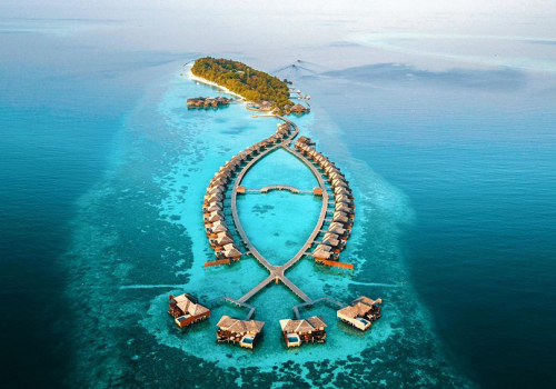 Maldív-szigetek: Lily Beach Resort & SPA
