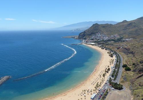 Napfényes szigetek: Tenerife, Kanári-szigetek