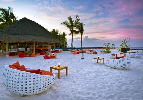 Maldív-szigetek: Kuramathi Island