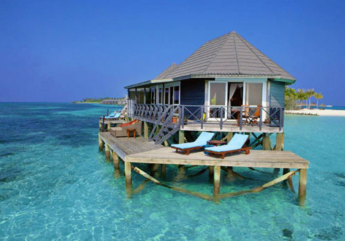 Maldív-szigetek: Kuredu Island Resort