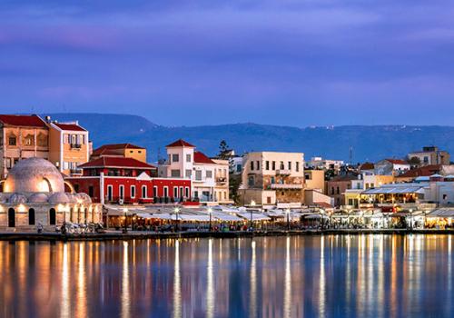 Nyugat-Kréta balzsamos csodája