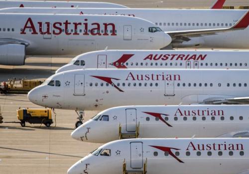 Ismét indít járatokat az Austrian Airlines
