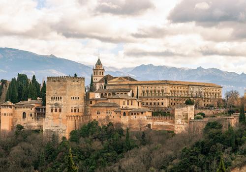 Spanyolország gyöngyszemei: Alhambra, Granada