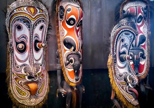 Pápua Új-Guinea felfedezése (1. rész)