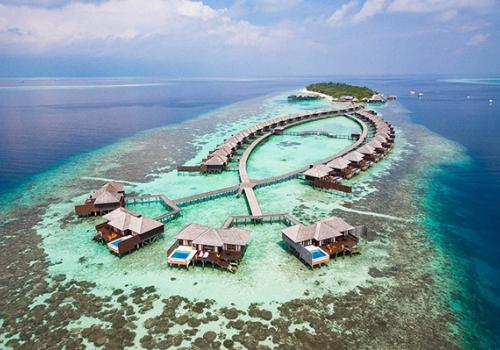 Szállások a Maldív-szigeteken: Lily Beach Resort & SPA