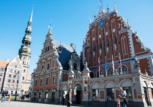 A Balti-tenger kincsei: Vilnius - Riga - Tallinn - Helsinki (1. rész)