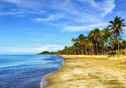 Napfényes szigetek: Fidzsi-szigetek