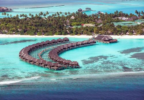 Maldív-szigetek: Sun Siyam Irufushi Resort & Spa