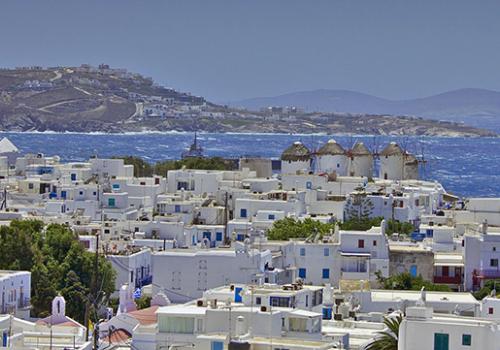 Bejárni a görög szigetvilágot: Míkonosz