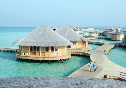Téli nyaralások egzotikus tájakon: Maldív-szigetek