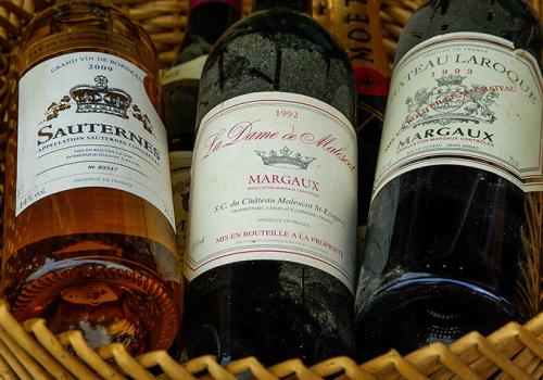 Bordeaux: bor és kultúra