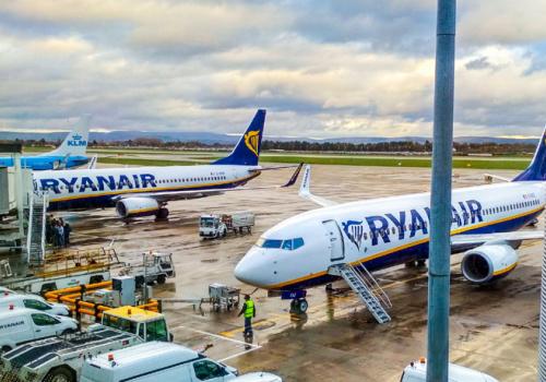 Az európai légiforgalom 2021-ben a válság előttinek a fele lehet