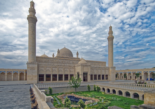 Lonely Planet Top 10: Azerbajdzsán
