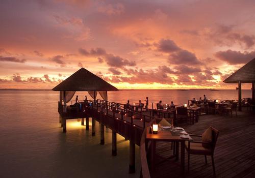Szállások a Maldív-szigeteken: Sun Siyam Irufushi Resort & Spa
