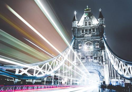 Tavaszi slágerlista: London, Egyesült Királyság