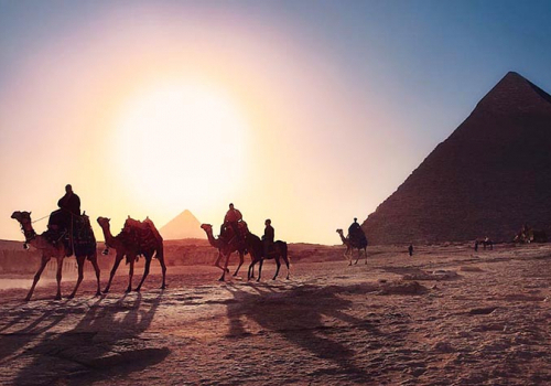 Július elsejétől fogadják a külföldieket az egyiptomi üdülőhelyek