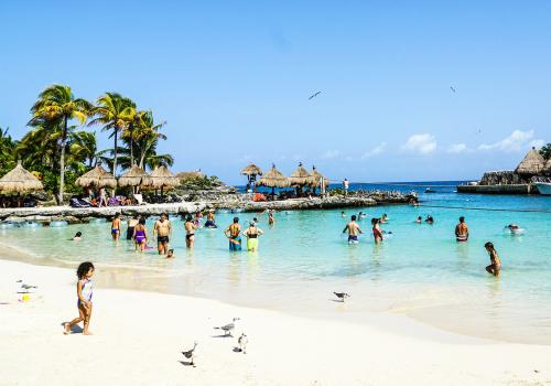 Tavaszi slágerlista: Cancún, Mexikó