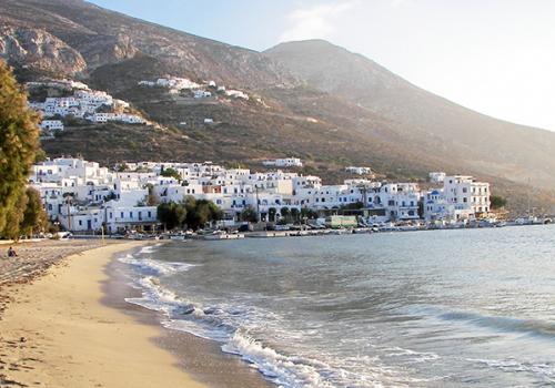 Bejárni a görög szigetvilágot: Amorgos