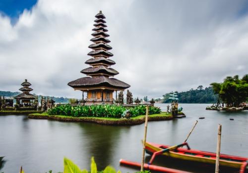 Indonézia koronagyémántja