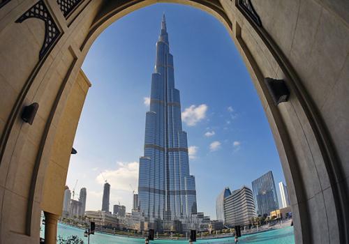 Felhőkarcolók, sivatag, Dubaj!