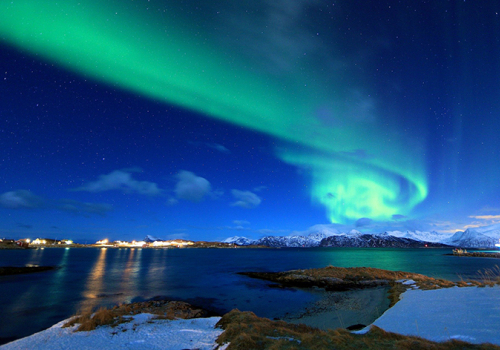Északi utak: az Aurora borealis titkai