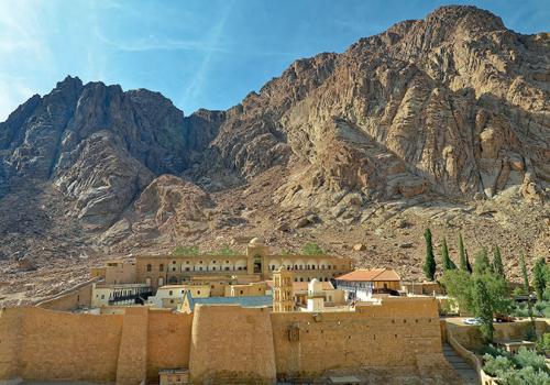 Egyiptomi kalandok: a Szent Katalin kolostor és Sharm el Sheikh városnézés