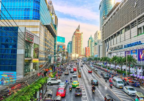 Varázslatos Thaiföld: Bangkok