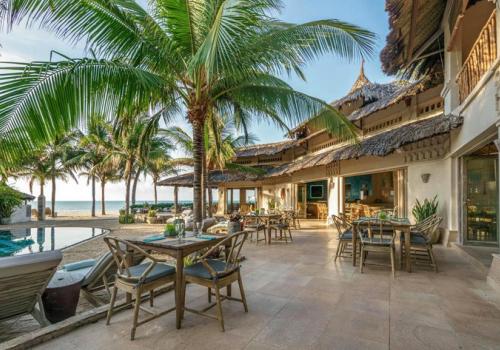 Vietnámi szállások: Sailing Club Resort Mui Ne 4*