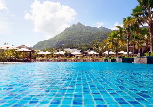 Szállások a Seychelle-szigeteken: The H Resort Beau Vallon Beach 5*